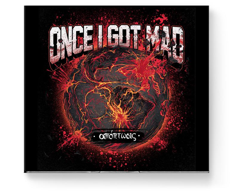 Обложка альбома Once I Got Mad: απόπτωσις