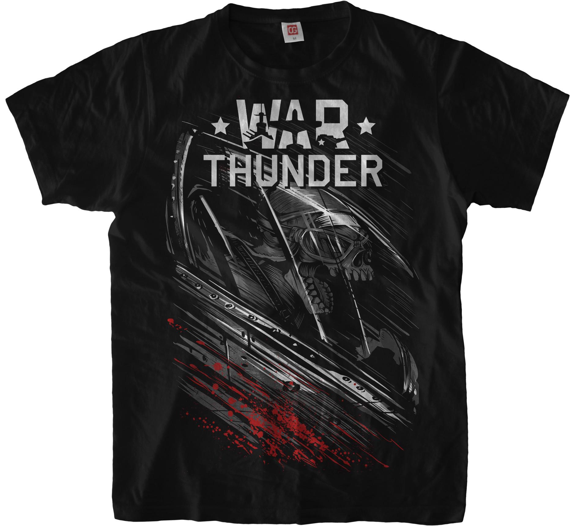 Футболка War Thunder: Япония