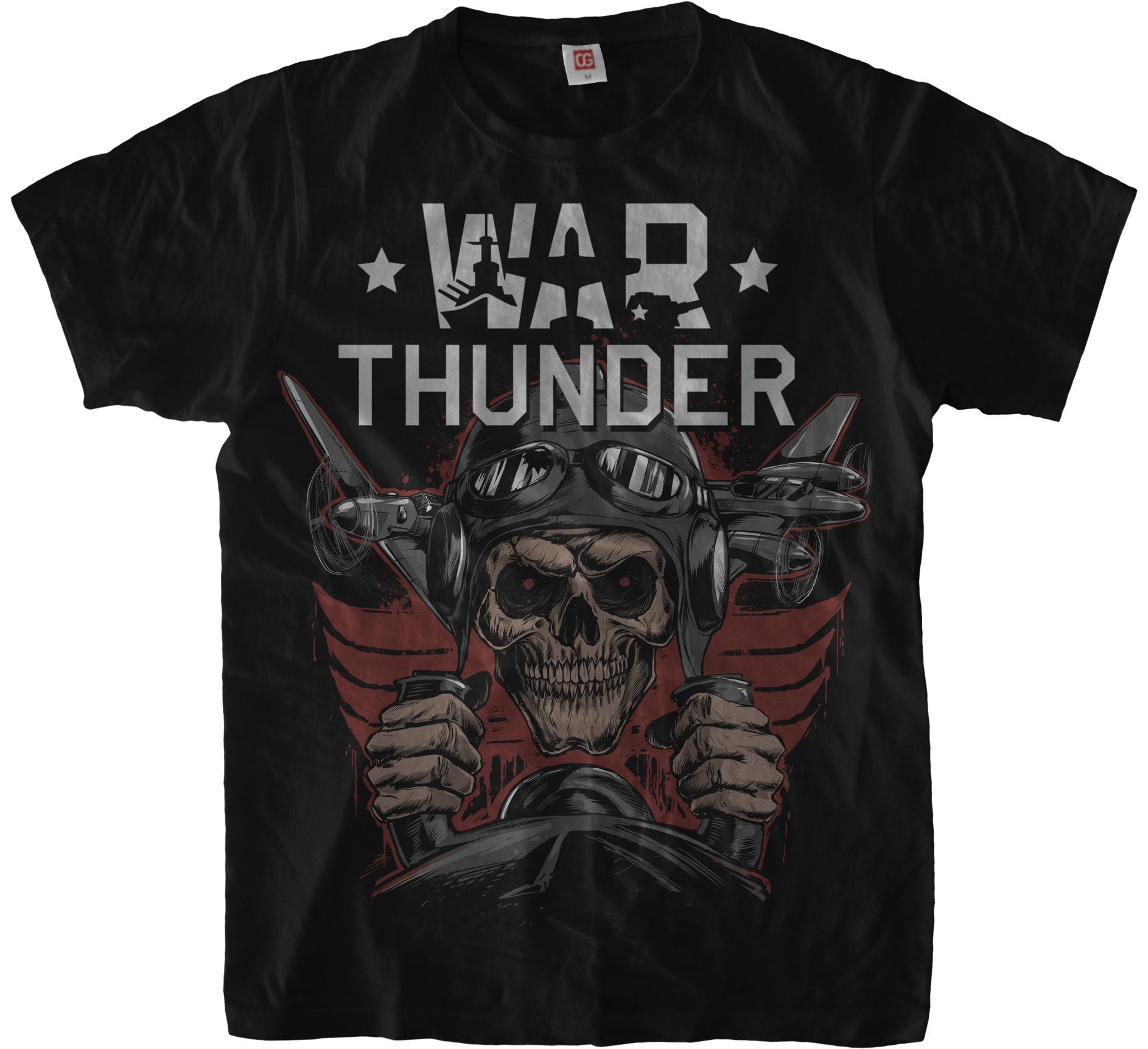 Футболка War Thunder: Германия
