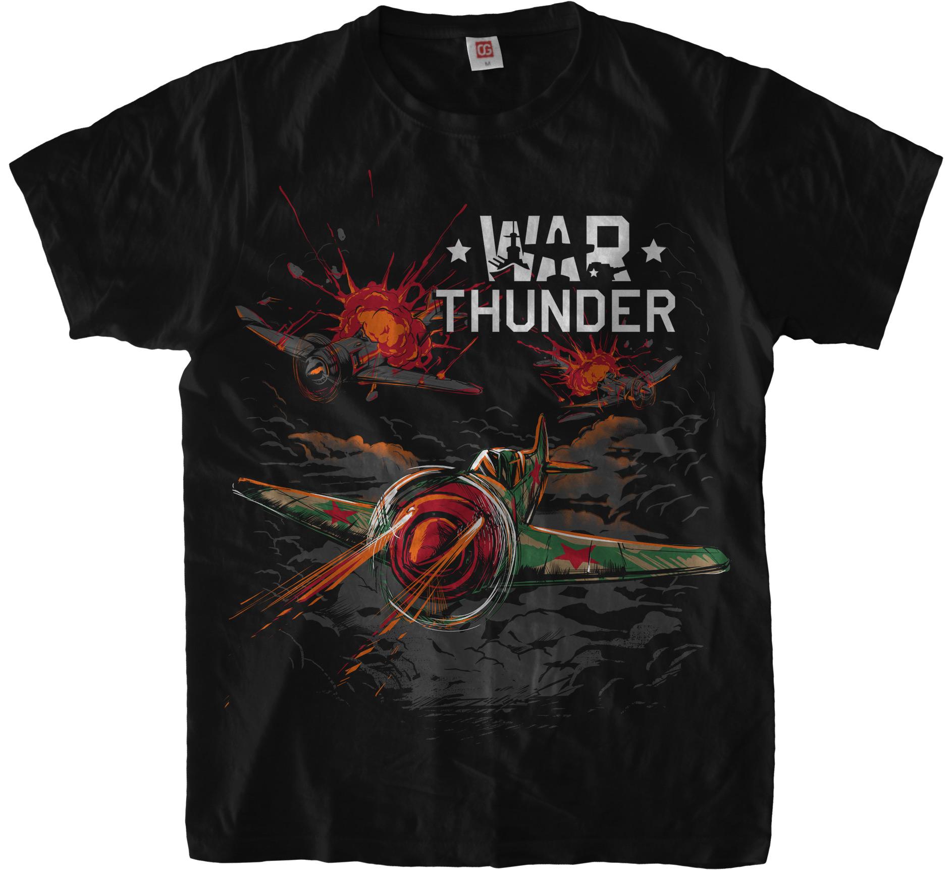 Футболка War Thunder: СССР